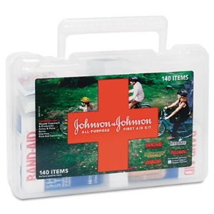 [VIDEO] Johnson & Johnson Family First Aid Kit Review