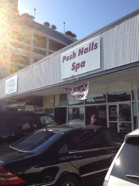[VIDEO] I Want a Groupon Refund after Posh Nails Spa in Buckhead Treated Me This Way