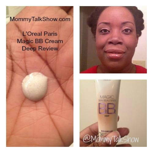 l'oreal magic BB cream, magic bb cream, deep bb cream, what is BB cream