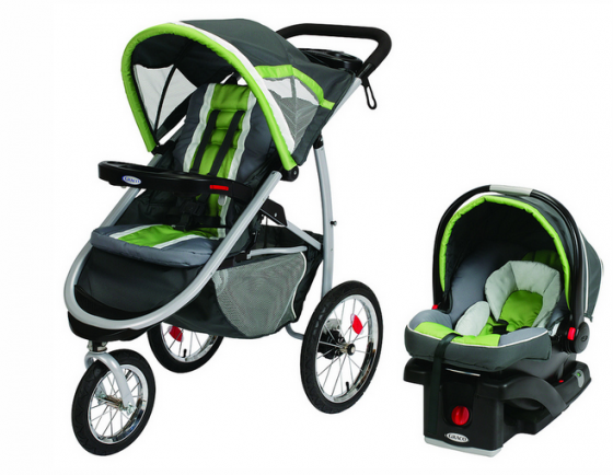 introducing graco 39 s first jogging stroller gracojogger. Black Bedroom Furniture Sets. Home Design Ideas