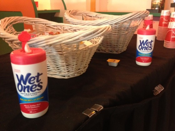Keep Hands Clean On the Go with #WerOnes
