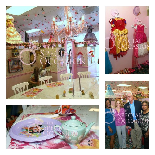 Olivia S Dollhouse Tea Room Atlanta