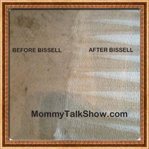 Before And After Photos Bissell Big Green Deep Clean Machine