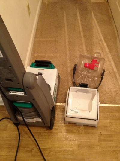 carpet spot cleaner machine reviews