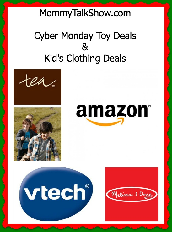 Cyber monday clothing stores