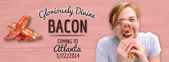 Join me at the Atlanta Bacon Chase 5K + Giveaway ~ MommyTalkShow.com