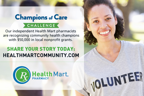 Nominate a Health Hero for the Champions of Care Challenge ~ MommyTalkShow.com