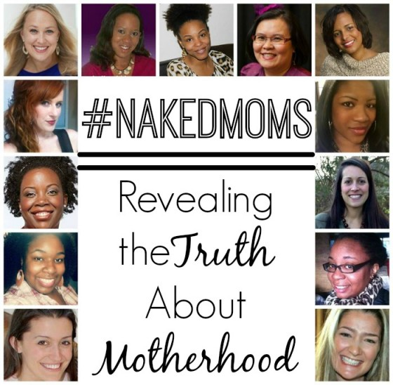 #NakedMoms