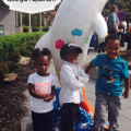Preschoolers at the Georgia Aquarium ~ MommyTalkShow.com
