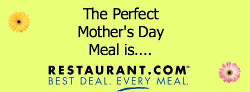 The Perfect Mother's Day Meal Is...#Ad ~ MommyTalkShow.com