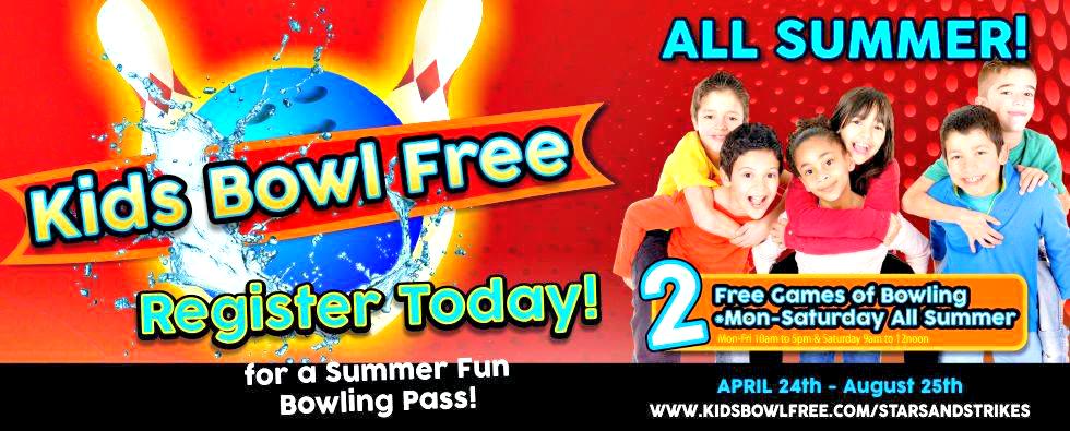Kids Bowl Free Atlanta