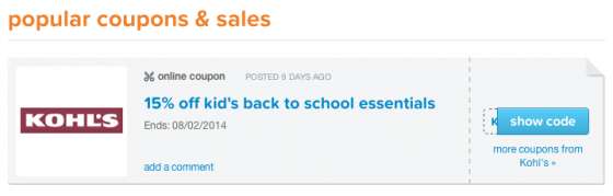 Back to School Savings with Groupon & Living Social ~ MommyTalkShow.com