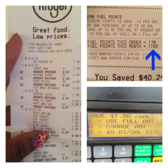 Kroger Fuel Points Helped Me Pay Less Than $3 Per Gallon
