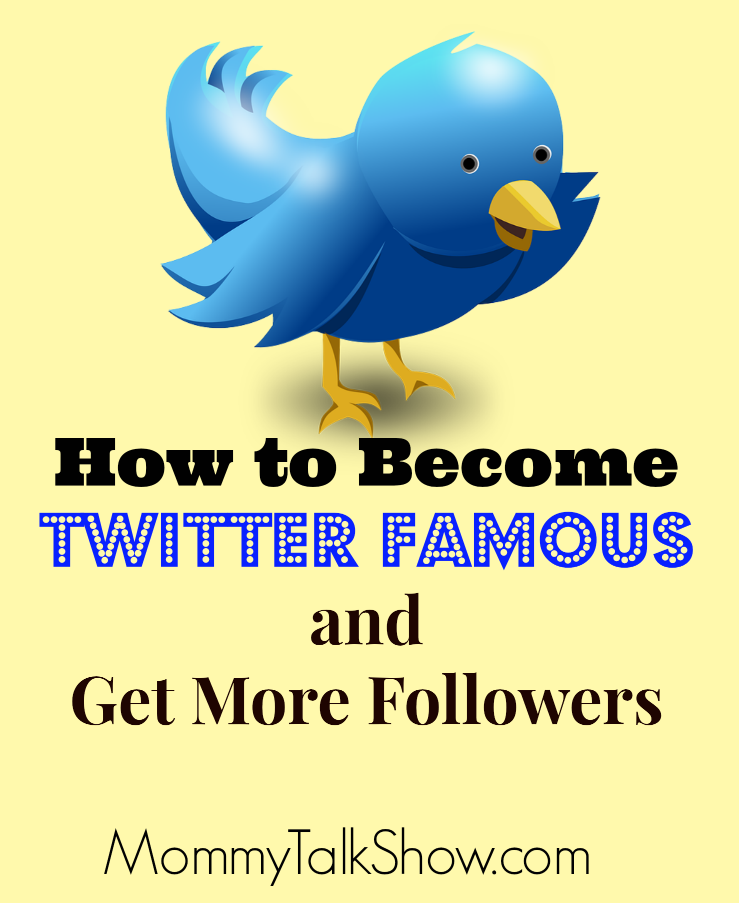 [VIDEO] How to Become Twitter Famous and Get More Followers