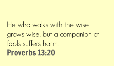 Friends Wise Verse 1