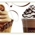 GODIVA Trufflelata and Soft Serve