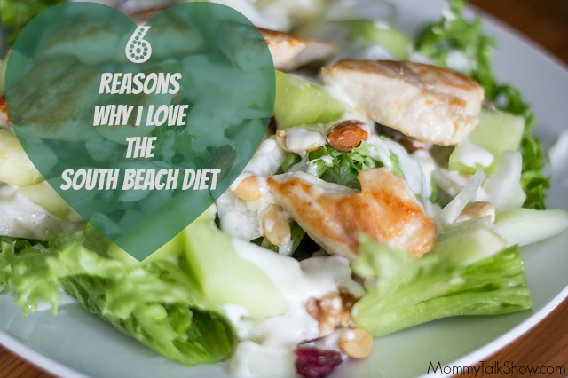 (VIDEO) 6 Reasons Why I Love the South Beach Diet ~ MommyTalkShow.com