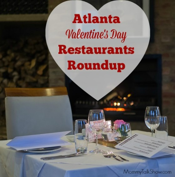 Atlanta Valentines Day Restaurants