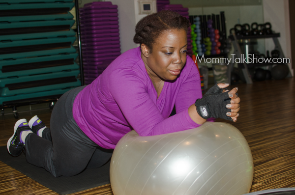 Medicine Ball at Roc House Fitness