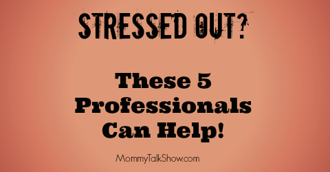 Featured professionals for stress