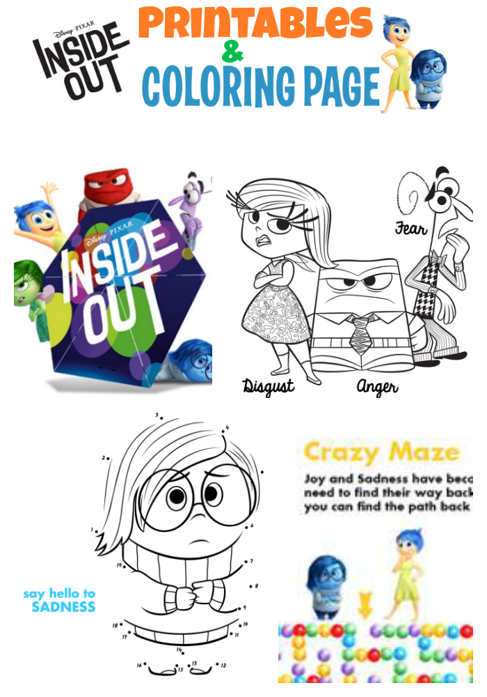 Inside Out Printables