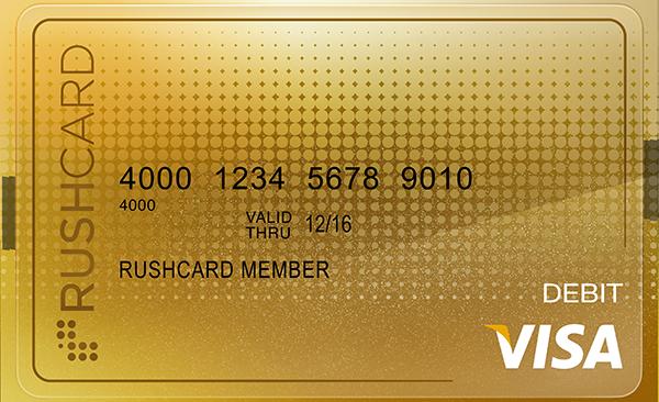 24K Rush Card