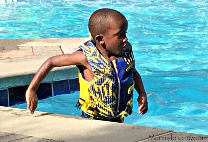 A.J. Swimming