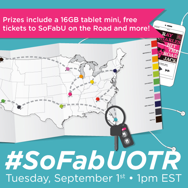 RSVP for the #SoFabUOTR Twitter Party 9/1 AD ~ MommyTalkShow.com