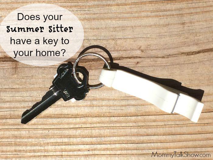 Summer Sitter Key