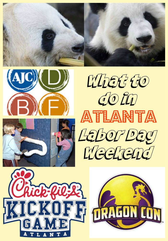 Atlanta Labor Day Weekend
