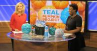 Featured Joyce Teal Pumpkin Project