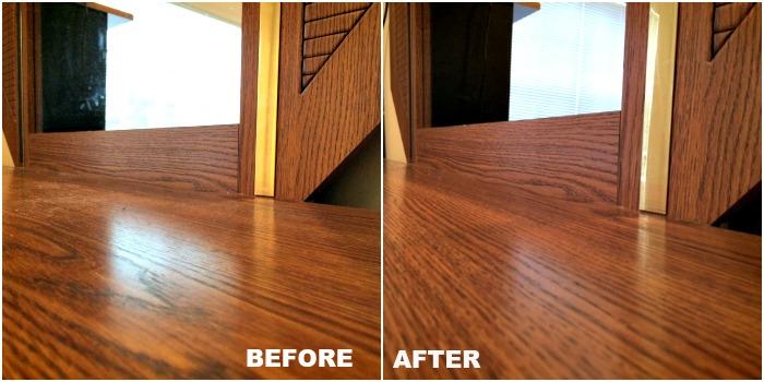 Dresser Before & After