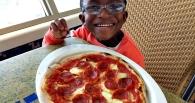 Carnival Pepperoni Pizza