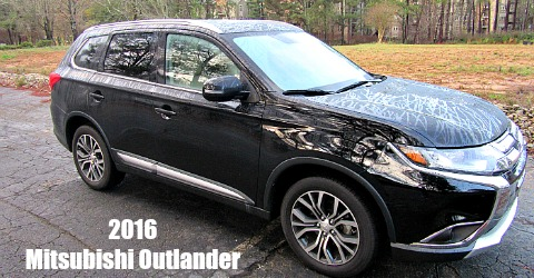 [VIDEO] How the 2016 Mitsubishi Outlander Handled in the Rain @MitsuCars #DriveMitsubishi