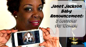 [VIDEO] Janet Jackson Baby Announcement: 3 Important Lessons for Women
