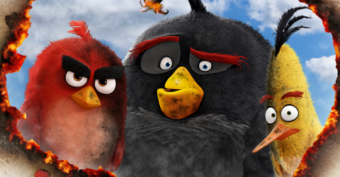 Angry Birds Movie Coloring Sheets + Prize Pack Giveaway