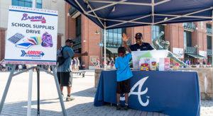 Don't Miss 2016 Atlanta Braves Back to School Bash #BravesBloggers