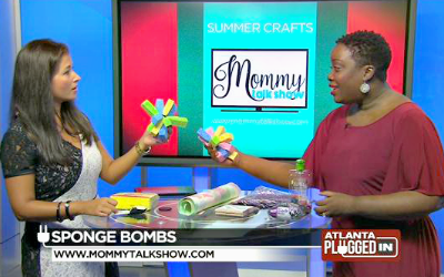 [VIDEO] 3 Summer Crafts With Household Items