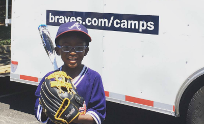 Is Starting Sports at Six Years Old Too Late? #BravesBloggers