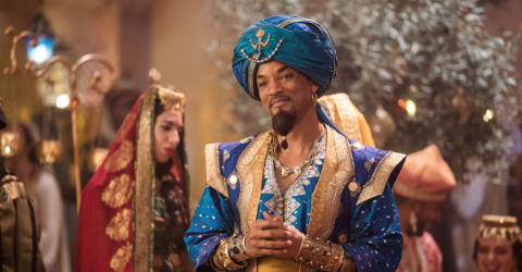 Will Smith as the Genie in the #Aladdin Movie Blew Me Away